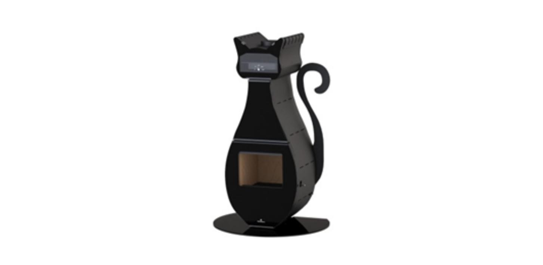 """FIGARO, la estufa de leña """"gato"""" de BRONPI, estará en #Expobiomasa2017"""