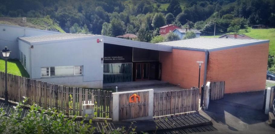Sede de CETEMAS con calderas de biomasa