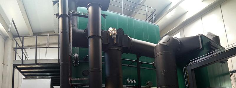 control emisiones industriales
