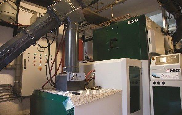 La utilización de biomasa permite reducir la emisión de biomasa
