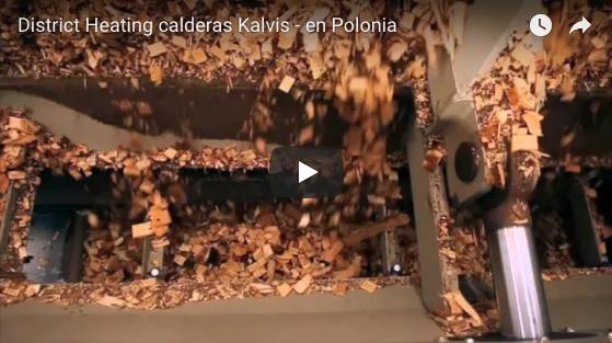"""La empresa española GRUPO NOVA ENERGIA aporta soluciones energéticas y suministra calderas de biomasa KALVIS de hasta 5 MWt. En esta ocasión nos presenta un video sobre la red de calor (District Heating), en #Krosnice Polonia, que desarrolló KALVIS en concepto """"llave en mano"""". Se trata de una planta de 2 MWt que se diseñó, fabricó e implementó en un plazo de 4 meses incluyendo diseño y fabricación de los equipos y su envolvente. https://www.youtube.com/watch?v=lV4ABa_6sIo&feature=youtu.be"""