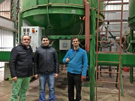 Ferrero roché cambia a biomasa