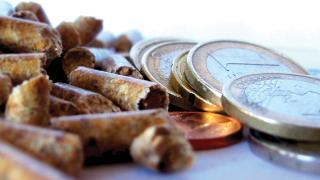 pellets y euros
