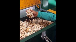 Comportamiento desigual en el uso de la biomasa