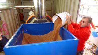Cruz Roja utiliza biomasa contra pobreza energética