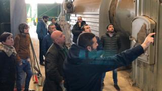 ENERBIOLOG es una iniciativa innovadora impulsada por un grupo de empresas gallegas