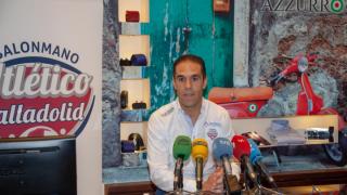 Entrevista a Mario Arranz, presidente Club Balonmano Atlético Valladolid.