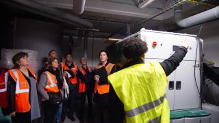 Nasuvinsa, presenta su proyecto piloto de biomasa