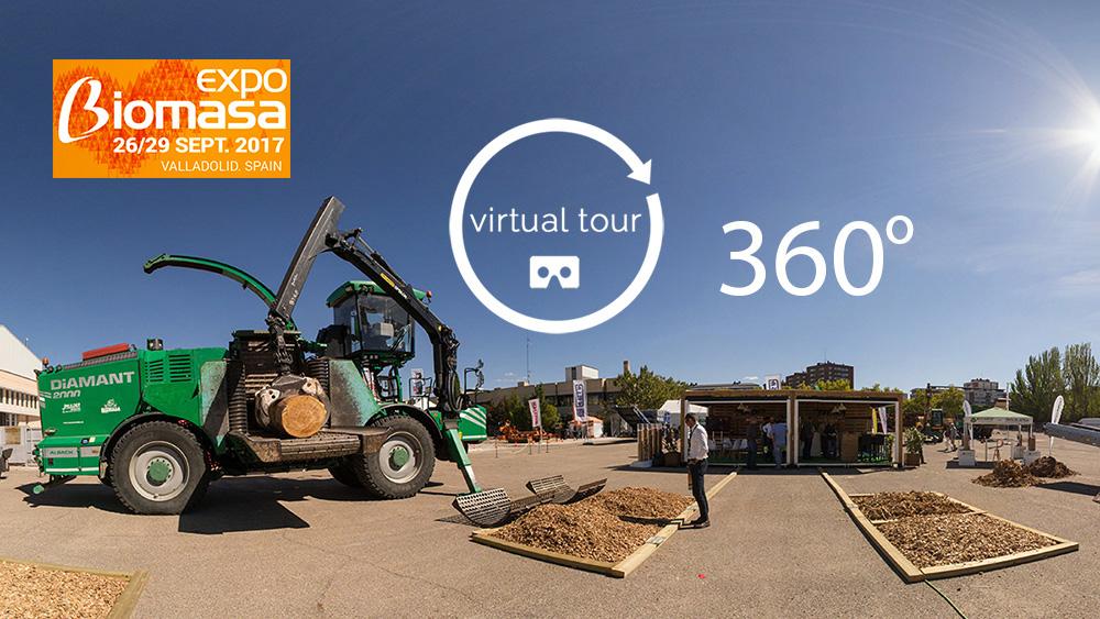 virtual tour Expobiomasa